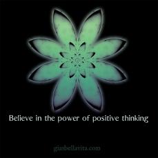 power of positivity