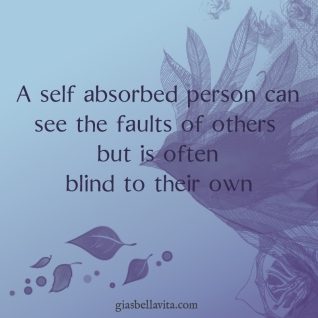 blind to faults