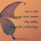 content love