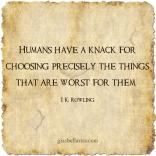 wrong choices