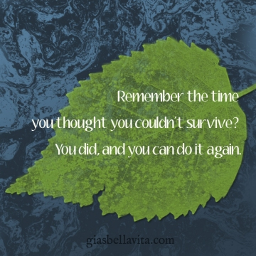 you can survive