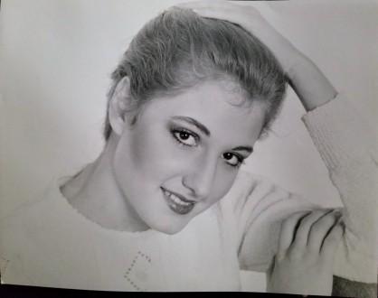 Gia at 14